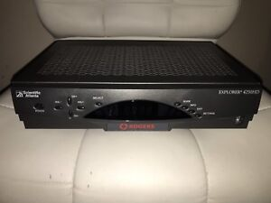 Rogers 4250HD Receiver and remote