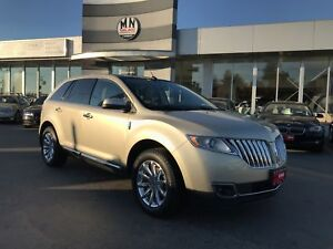 2011 Lincoln MKX Platinum AWD Only 110, 000Km