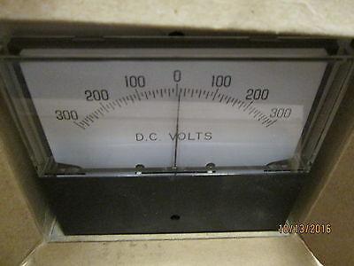 New Other Yokogawa 251301drdr8.jdr Dc Voltmeter 300-0-300 Volts.