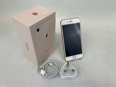 Apple iPhone 8 - 64GB -Gold (Unlocked) A1905 (GSM) #8040151