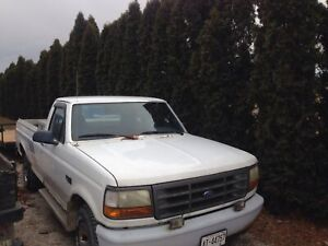 F150 with only 136000 original kilometres