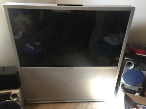 Samsung 52inch Rear Projection TV for FREE