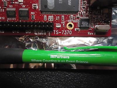 Technologic Systems Ts7370 Single Board Computer. Brand New
