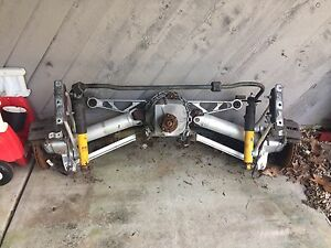 1984-1996 C4 CORVETTE DANA 36 COMPLETE REAR END