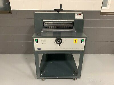 Challenge Spartan 185sa 18.5 Paper Cutter - 2008 - Professionally Serviced