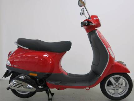 VESPA LX 50 Belmore Canterbury Area Preview