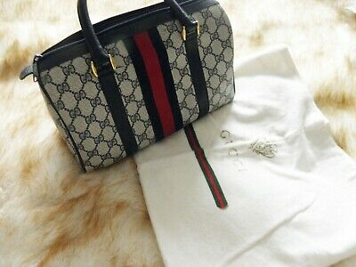 LOUIS VUITTON SAC DAUPHINE SHOULDER BAG PURSE MONOGRAM VINTAGE W DUST BAG