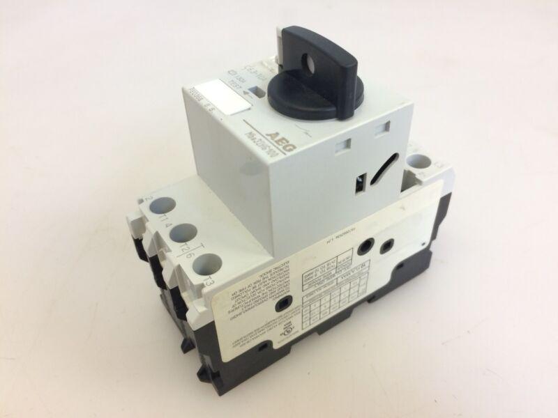 AEG Motor Starter Mbs32HG100 6.3-10A 690V 50Hz 60Hz