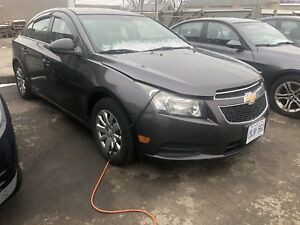 2011 Chevrolet Cruze *No Accidents*