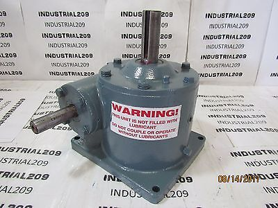 Winsmith 4cv Vertical Mount Reducer 481 Ratio Repaired