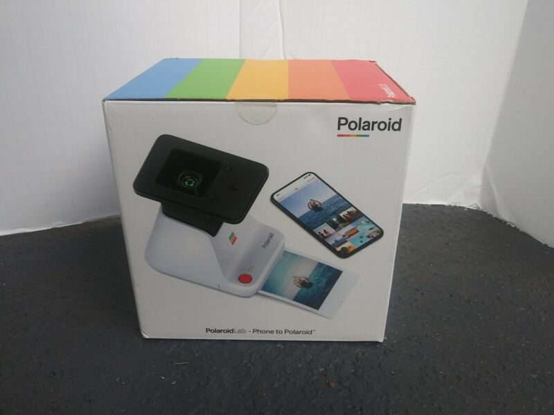Polaroid Lab - Digital to Analog Polaroid Photo Printer New Sealed