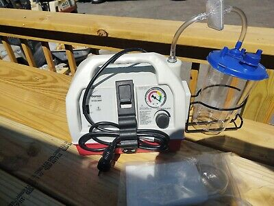 Gomco Model 01-22-3005 Portable Aspirator Tested Excellent Working Free Shipping