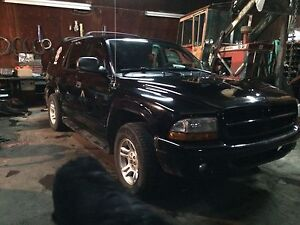 03 Durango for parts, very nice and clean shape