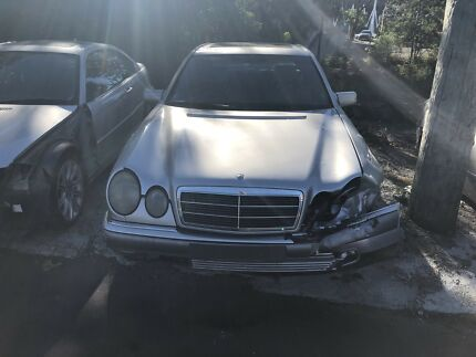 Mercedes Benz E Class w210 1997 automatic now wrecking!! Northmead Parramatta Area Preview