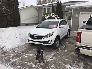 2013 Kia Sportage LX SUV, Crossover - Like New!!