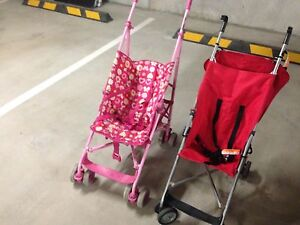 2 strollers for free Milton Brisbane North West Preview