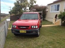 2001 Holden Rodeo Other Wollongong Area Preview