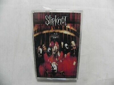 Slipknot - Slipknot S/T 1999 Rare Korea 19 Tarcks Cassette Tape / SEALED NEW