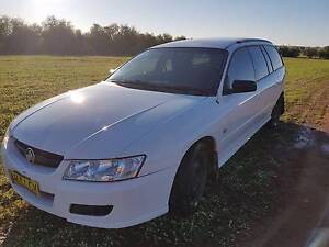 *****7 SEATER****2005 Holden Commodore Wagon Lockhart Lockhart Area Preview