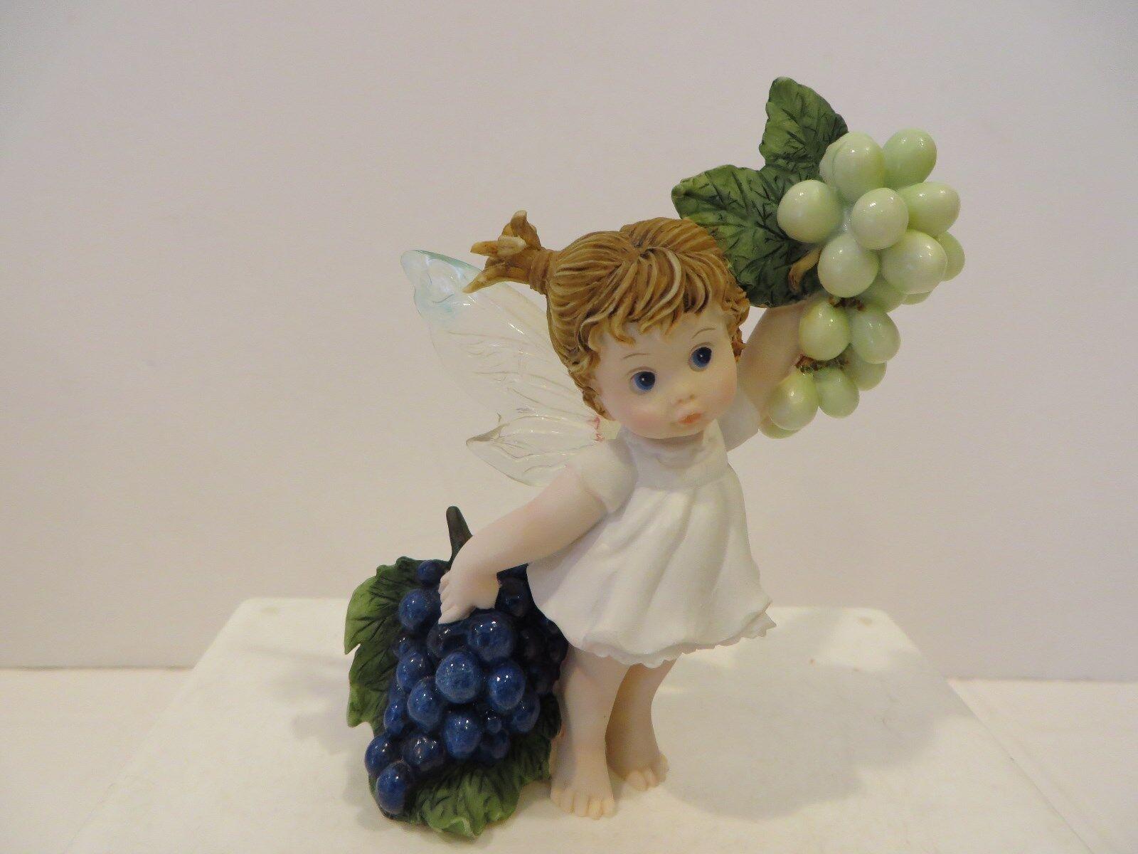 """My Liittle Kitchen Fairies """" Grape Fairie"""""""