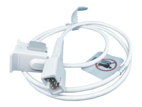 BCI SPO2 Finger Sensor Cable 9-Pin Pediatric for Pulse Oximetry Monitors, 3ft.