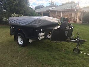 Camel Group Beachcomber Camper Trailer Burpengary Caboolture Area Preview