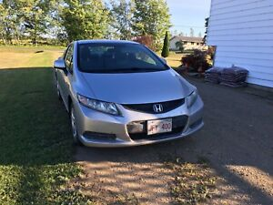 2013 Honda Civic Coupe LX Lease Takeover