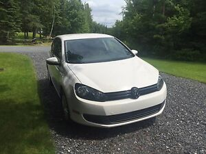 Golf Volkswagen 2010