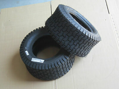 2 20x8-10 Carlisle Turf Tires For Ih International 154 Cub Lo-boy 184 185