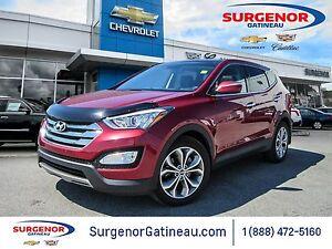 2013 Hyundai Santa Fe Limited Sport 2.0T