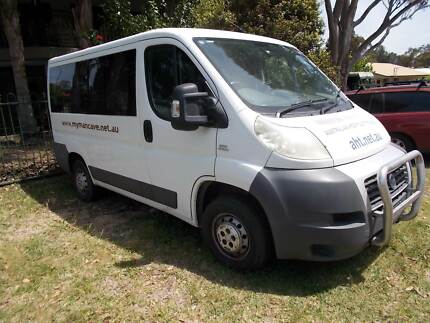 Fiat Ducato 2007 Series 2 Parts Wrecking Airbag & Steering Wheel