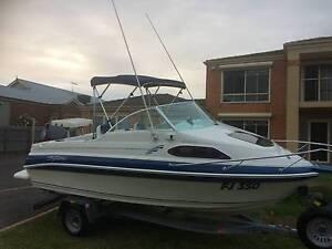 Haines Signature 520 C Half Cabin Fishing Boat Cruiser Mornington Mornington Peninsula Preview