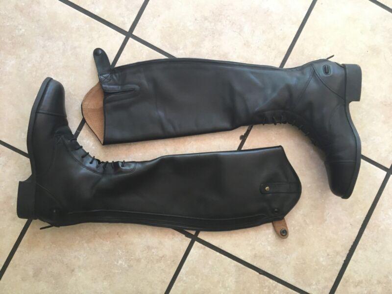 Ariat heritage contour II zip field boot