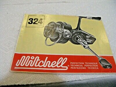 Bail 81254 324 524 NEW ABU GARCIA MITCHELL SPINNING REEL PART