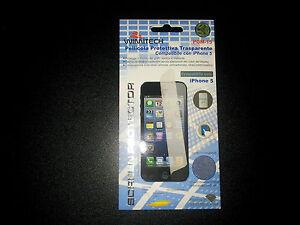5-X-PELLICOLA-ANTIMPRONTA-ANTIRIFLESSO-per-APPLE-IPHONE-5-protezione-display-LCD