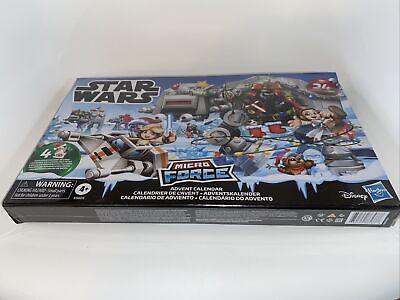 Star Wars: The Rise of Skywalker Micro Force Advent Calendar Disney Hasbro