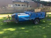 Camper Trailer Stirling GT off road Port Fairy Moyne Area Preview