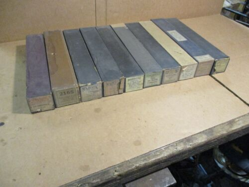 Vintage Player Piano Rolls 10qty 2165 1023 7116 7108 25058 201159 7245 10870