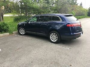 Lincoln  MKT 2011 , propane + certified