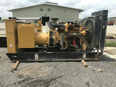 Caterpillar 3456 - 500kw Diesel Generator Set Core