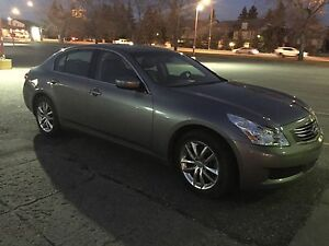 "2009 Infiniti G37x Sedan ""PRICE REDUCED"""