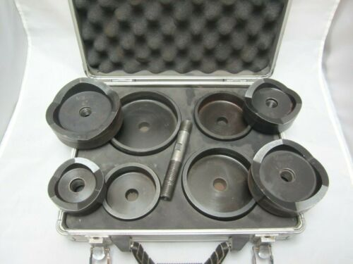 """Southwire Maxis Max Punch Set - Conduit Size 2 1/2"""" to 4"""""""