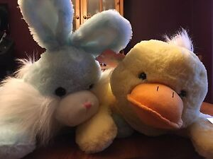 Brand new Easter stuffed cuties