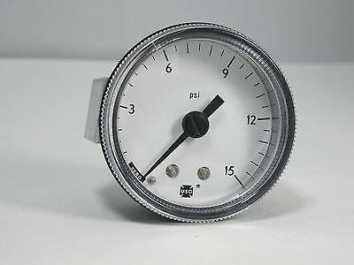 Pressure Gauge 164416 P844uk 2 15 Psi 18 Npt Cbm