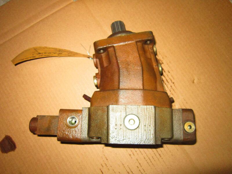 Brueninghaus/Rexroth AA6VM28EP1Bent Axis Piston Pump motor Hydraulic motor