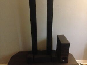 LG Smart 5.1 surround sound system