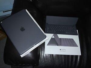Apple Smart Keyboard et back cover iPad Pro 12po gen 1-2