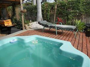 spa pool used Engadine Sutherland Area Preview
