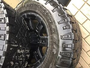 F250/F350 rims and tires