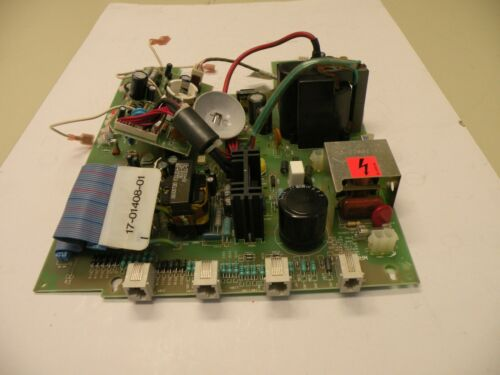 DEC 54-20122-01 LOGIC & POWER BOARD FOR DIGITAL VT330+ MONO GRAPHICS TERMINAL